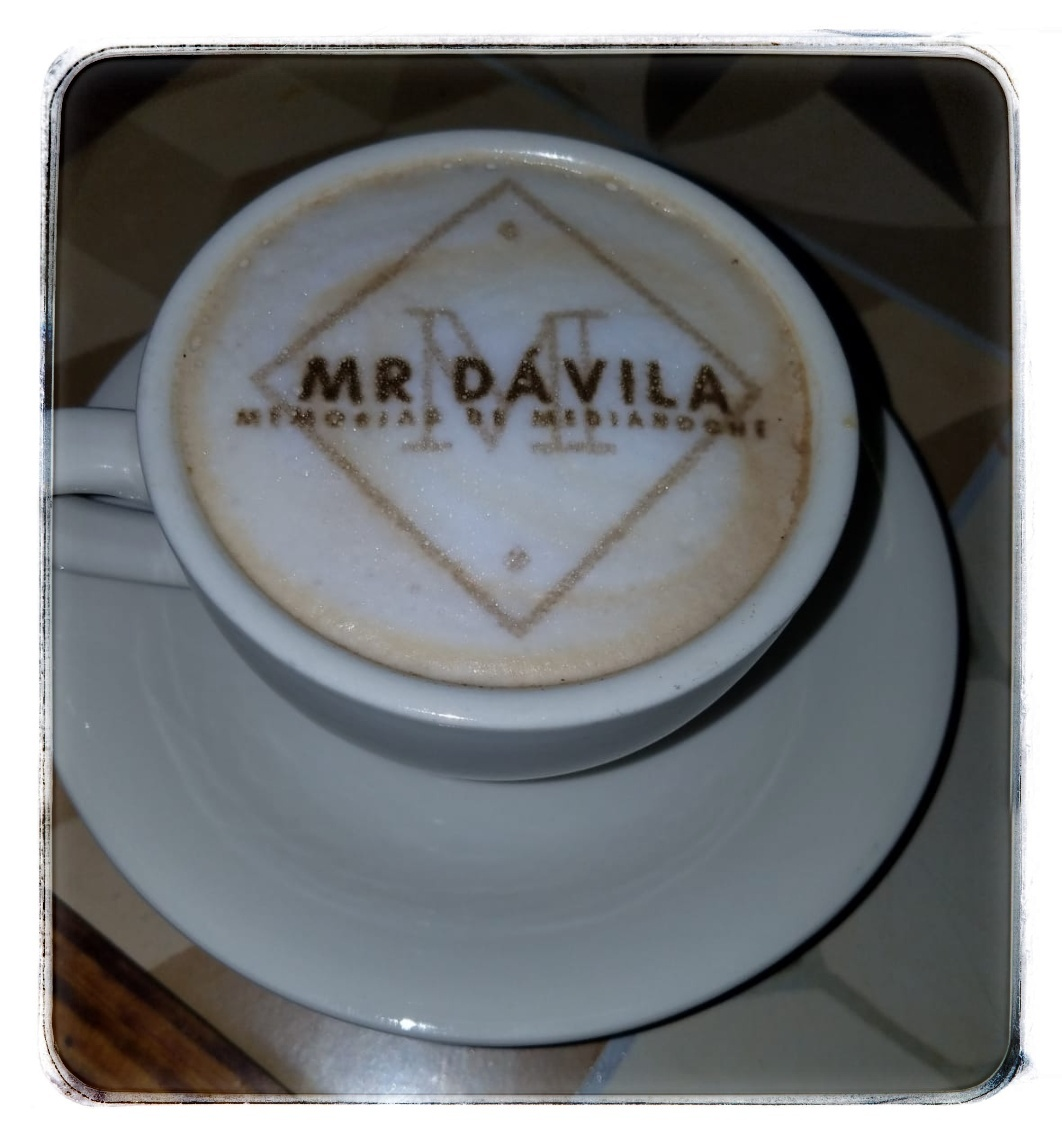 Un café acompañado de gusto, parte II