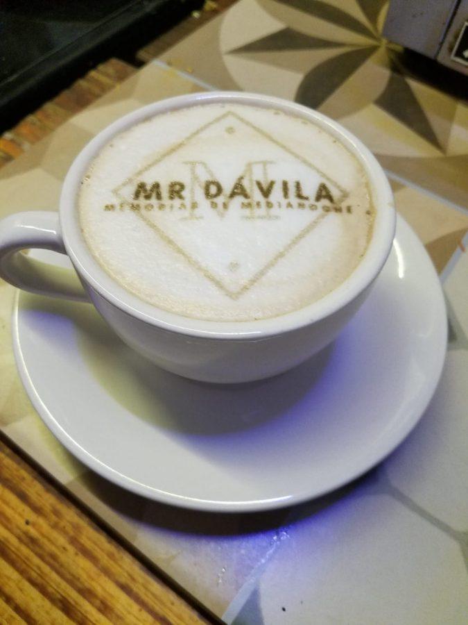 Un café acompañado de gusto